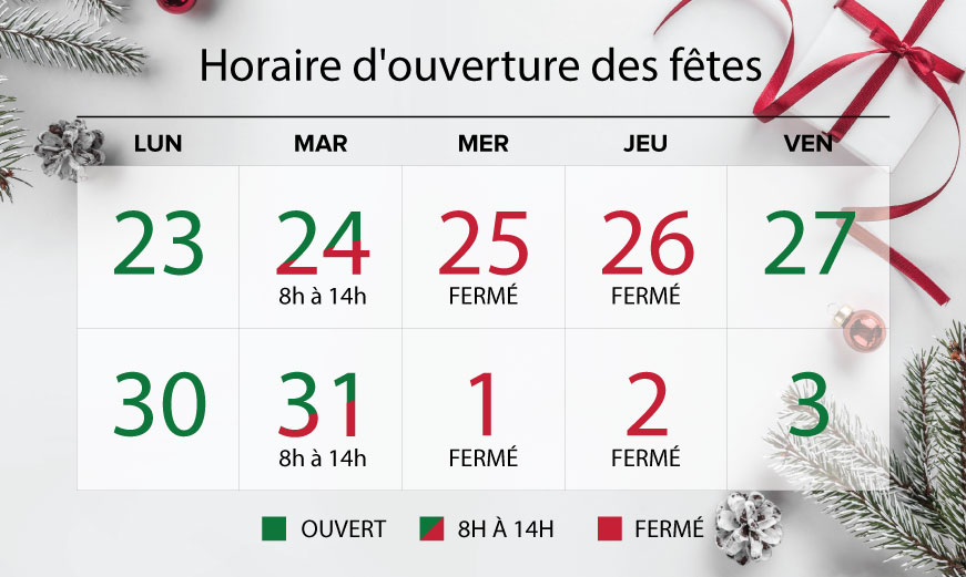 871 horaire2019