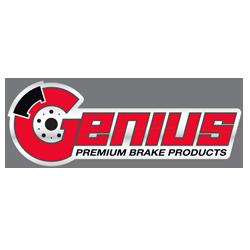 Genius Coated Premium Brake Product
